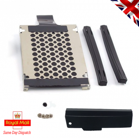 Lenovo Thinkpad T420s | T430s 7 mm HDD Caddy, 2 Rails and Cover Door + Screws