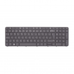 HP ProBook 450 G4, 455 G4, 470 G4, 650 G2, 655 G2, 650 G3, 655 G3 UK Layout English Keyboard QWERY 827028-031 837549-031