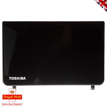 Toshiba Satellite L50-B L50B Top Lid Rear Back Cover Gloss Black A000291030