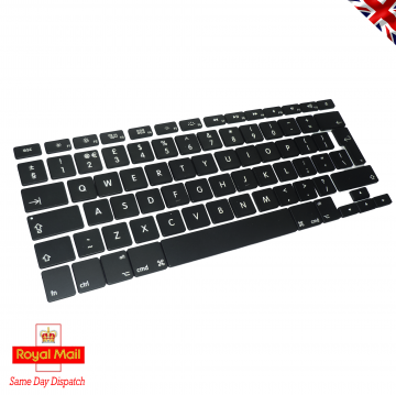 "MacBook Pro Retina | Air 13"" 15"" (2012-2015) Keyboard Key Cap Set AP08 Type K"