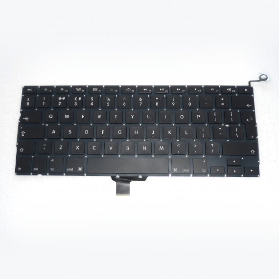 "Apple MacBook Pro A1278 13.3"" Year 2009 - 2012 UK QWERTY Keyboard"