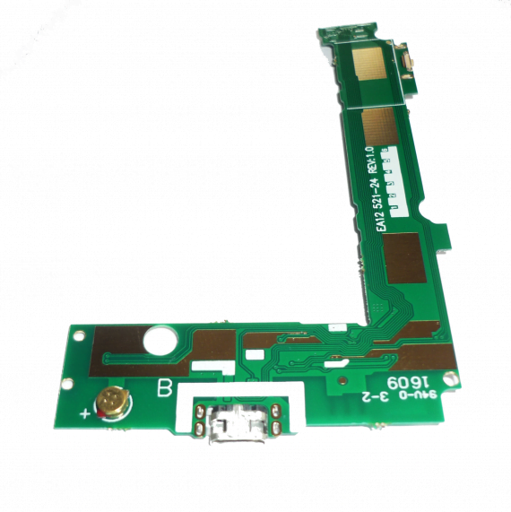New Replacement Nokia Lumia 535 Microsoft USB Charging Port and Power Button, 180 Day Warranty