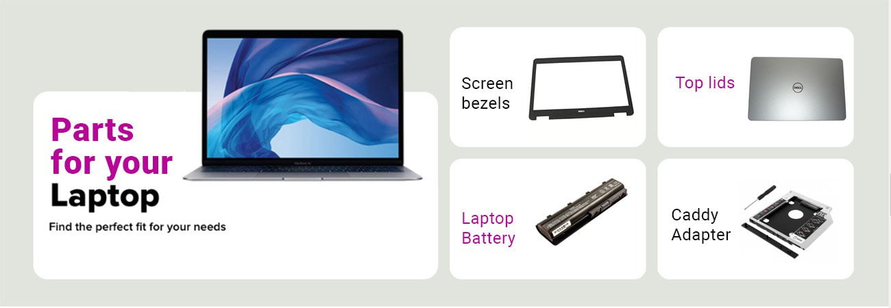 Laptopa Parts and Peripherals