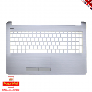 New Laptop Palmrest Top Case Silver For HP 15-BR 15-BW 15-BS 250 255 G6 AP204000621
