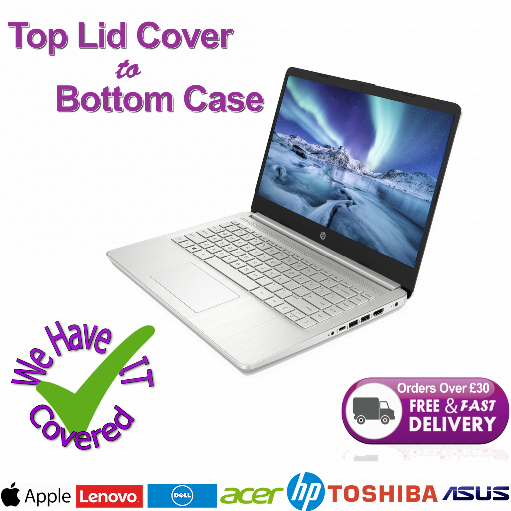 Laptop lid cover