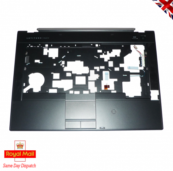 DELL Latitude E6410 Palmrest & Touchpad + Electrics & Ribbons HYDHP | 0HYDHP